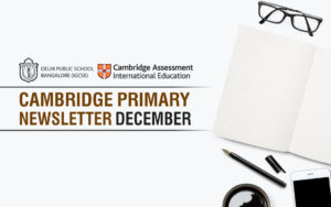 Cambridge Primary Newsletter December 2018