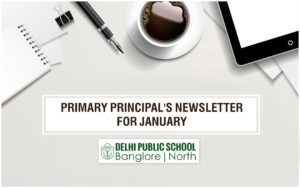 Primary Principal's Newsletter - January 2019