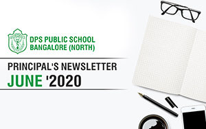 Primary Principal's Newletter JUNE 2020