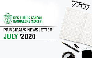 Primary Principal Newsletter July 2020
