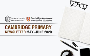 Primary Newsletter MAY-JUNE 2020